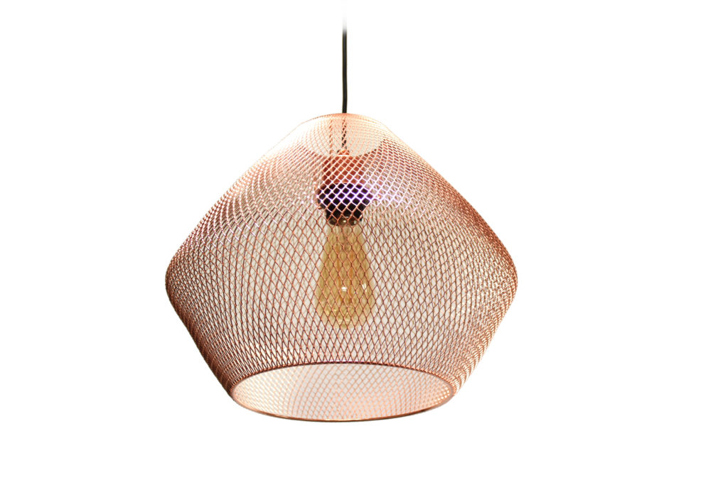 Ortiz Copper Pendant Light T01-0003