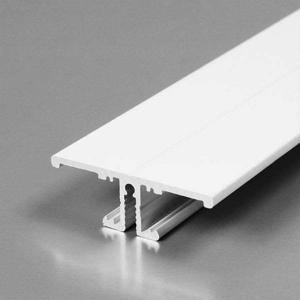 BACK LED ALUMINIUM PROFILE FOR FEATURE LIGHTING 2M K01-1015-2M White 670x670