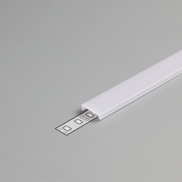 Cover click for surface, recessed and corner profiles K01-1085OP-2M