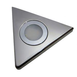 DIRECT MAINS 240V SMD LED CABINET FLAT TRI-LIGHT 3W DIRECT K01-0156 670X670