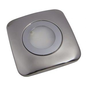 DIRECT MAINS 240V SMD LED CABINET SQUARE LIGHT 3W DIRECT K01-0158 670X670