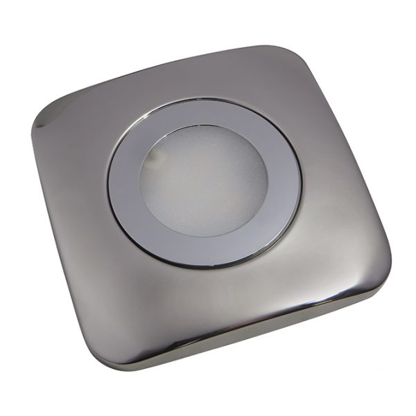 DIRECT MAINS 240V SMD LED CABINET SQUARE LIGHT 3W K01-0158 670X670