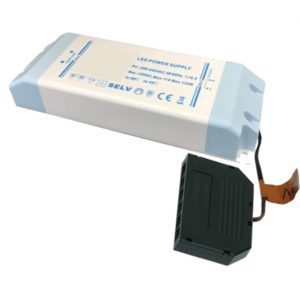 DRIVER 132W 12V LED DRIVER FOR SINGLE COLOUR, CCT AND RGB CONTROLLERS DRIVER 132W K10-1292UNI 670X670