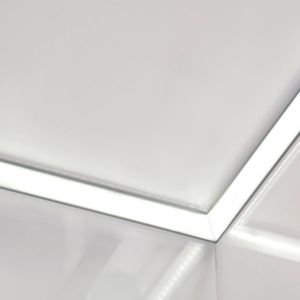 Display LED Aluminium Profile For Display Cabinets- K01-1065 Insitu 2 670x670