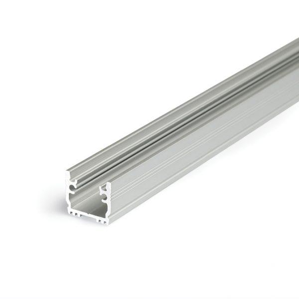 FLOOR LED ALUMINIUM PROFILE -2M For Floors- K01-1040-2M Aluminium 670x670