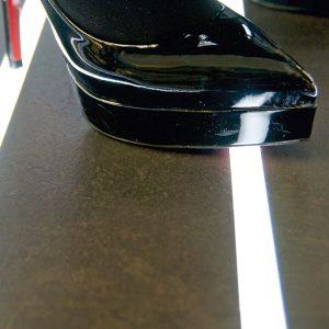 FLOOR LED ALUMINIUM PROFILE -2M Floor - K01-1040-2M insitu 670x670
