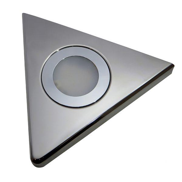 GALAXY IP44 RATED COB LED CABINET FLAT TRI-LIGHT 2.6W K01-0126 670X670