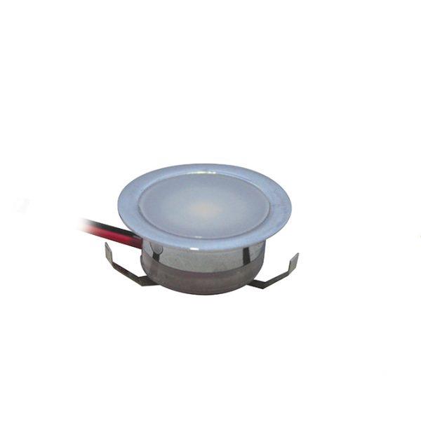 STAGE IP65 LED SPOTLIGHT POLISHED CHROME K00-0021 670x670