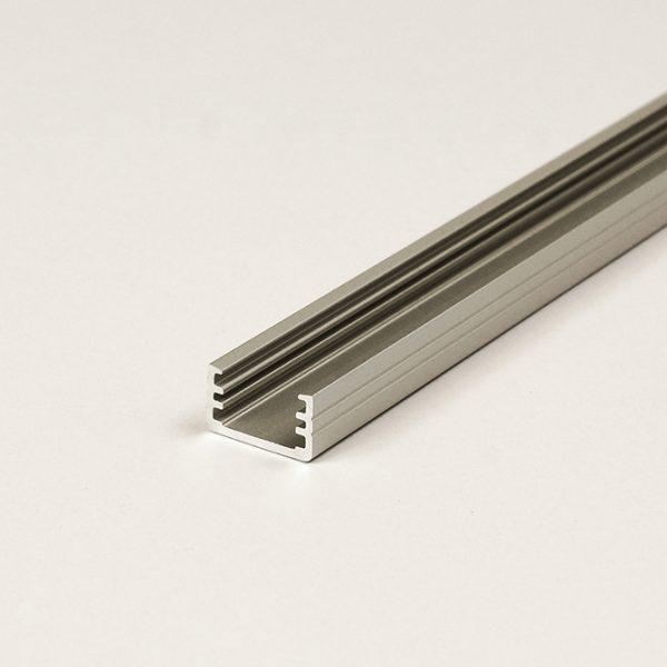 SLIM LED Aluminium Profile For Discreet & Feature Lighting -2M K01-1000-2M aluminium 670x670