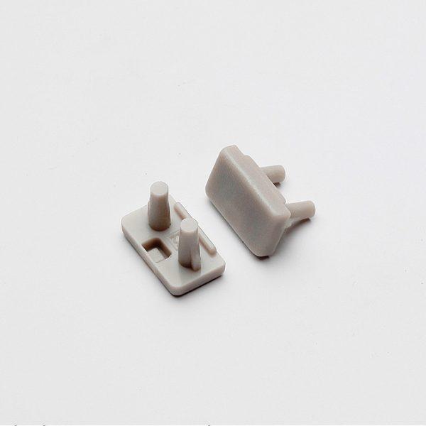 SLIM PROFILE END CAPS K01-1001 670x670
