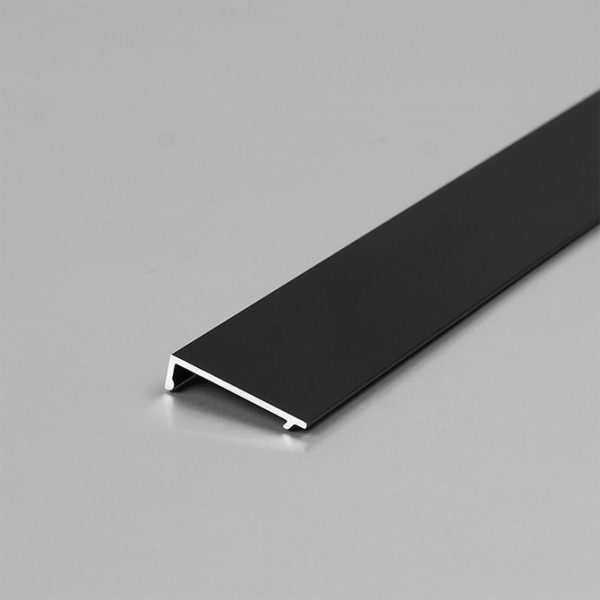 PROFILE COVER FOR STEP PROFILE K01-1022 black 670x670