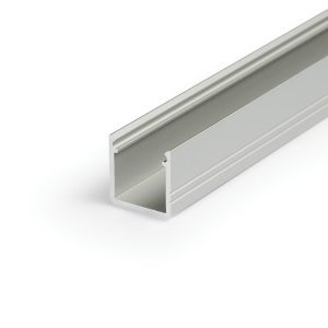 SMART SURFACE LED ALUMINIUM PROFILE FOR LED TAPE– 2M K01-1035-2M Aluminium 670x670