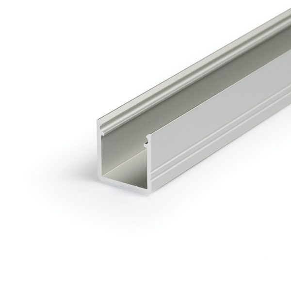 SMART SURFACE LED ALUMINIUM PROFILE FOR LED TAPE– 2M K01-1035-2M Aluminium 670x670