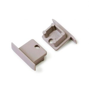 SMART RECESSED PROFILE END CAPS K01-1038 End caps 670x670