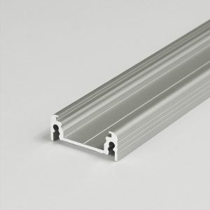 SURFACE LED Aluminium Profile For Cabinets -2M K01-1050-2M Aluminium 670x670