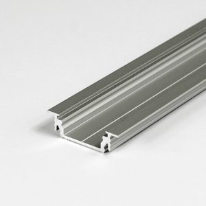 RECESSED LED ALUMINIUM PROFILE FOR CABINETS & WARDROBES– 2M K01-1055-2M Aluminium 670x670