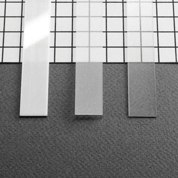 COVER SLIDE FOR SMART SURFACE, SMART RECESSED, SLIM AND BACK PROFILES K01-1080 670x670