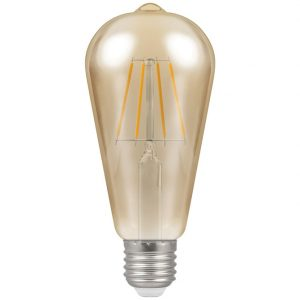PEAR FILAMENT 4W LED LAMP E27 K13-0059WW 670x670