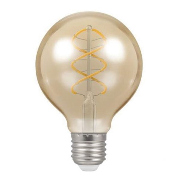 GLOBE SPIRAL FILAMENT 6W LED LAMP E27 K13-0064WW ES 670x670