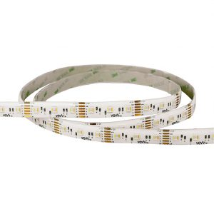 CHAMELEON IP65 RATED RGB+CCT LED STRIP 19.2W 60 LEDS PER METRE K30-5935 670x670