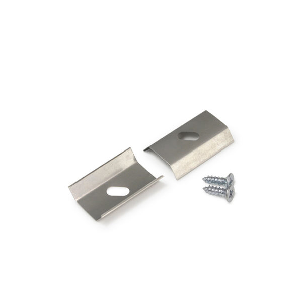Mounting plates for quarter profile K01-1127