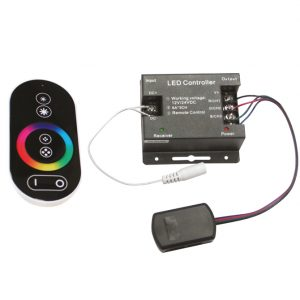 SET RGB LED REMOTE DIMMER AND CONTROLLER FOR RGB K30-2011RGB 670X670