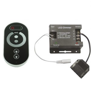 SET SINGLE LED REMOTE DIMMER AND CONTROLLER FOR SINGLE COLOUR K30-2011SC 670X670