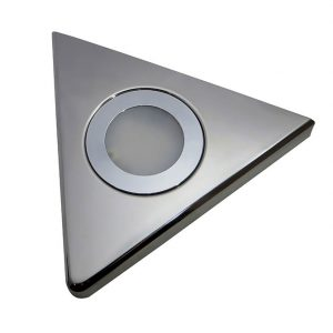 SPOT CCT SMD LED CABINET TRI-LIGHT STAINLESS STEEL 2W K01-0140CCT 670X670 SPOT K01-0166CCT 670X670