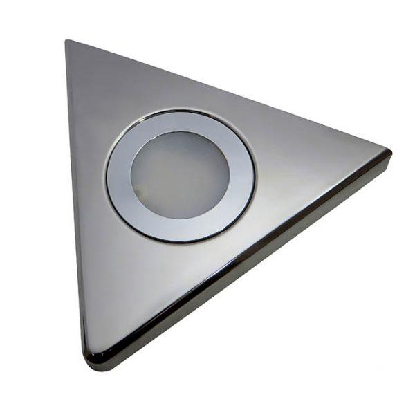 STAR SMD LED CABINET FLAT TRI-LIGHT 2W K01-0146 670X670