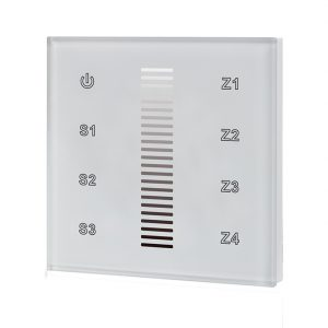 SWIPE SINGLE LED DIMMING RF WALL SWITCH K30-2038SC 670X670