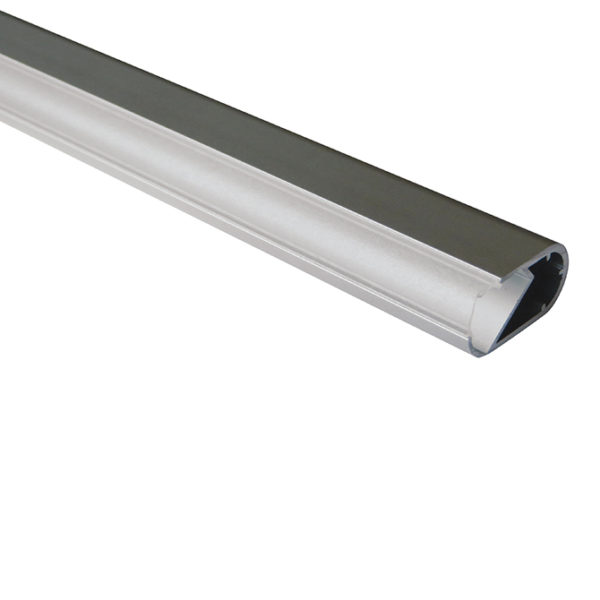 RAY ALUMINIUM HANGING RAIL PROFILE K01-1070-2.5M 670x670