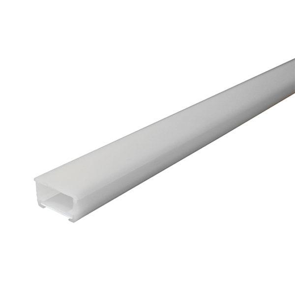 tee recessed plastic led profile k01-1200