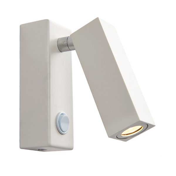 RECTANGULAR LED DIRECTIONAL WALL LIGHT 3W C61-3105WH 670x670