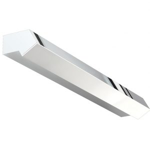 IP44 RATED LOMBOK LED OVER MIRROR ANGLED LIGHT 9W D02-3011 670x670