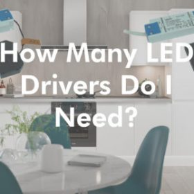 How many LED drivers do I need?