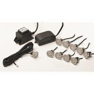 IP68 RATED 10 – LIGHT LED KIT K05-3610 670x670