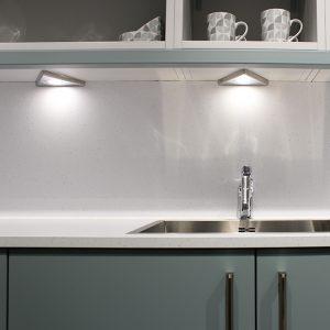 flat tri-light cabinet light insitu 2 670x670