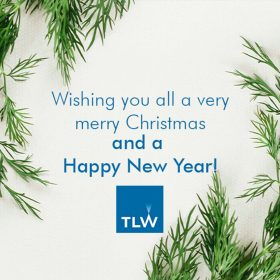 Season's greetings from TLW