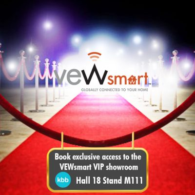 TLWGlobal Book exclusive access to the VEWsmart VIP showroom for KBB Birmingham 2020