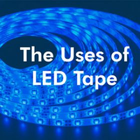 uses of led tape