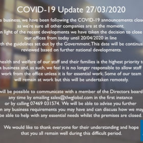 COVID-19 Update TLW