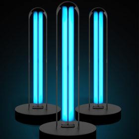 U60-0100 VEWbeam Disinfection table & Ozone UVC Light 38w (2)