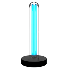 vewbeam disinfection uvc lamp