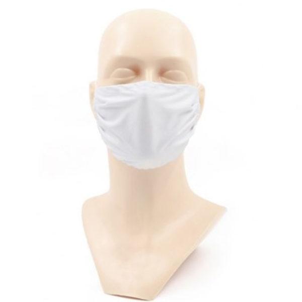 Plain Reusable Face Mask 670x670