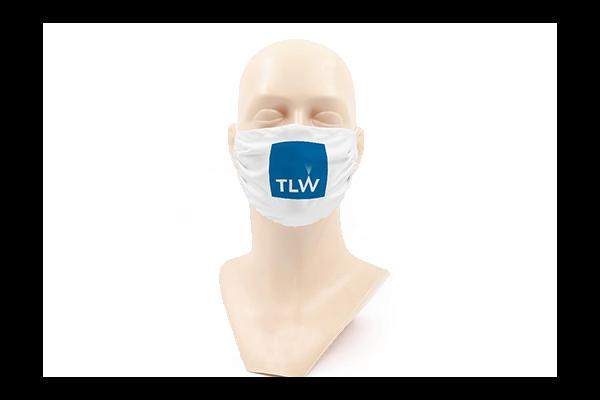 TLW Branded Reusable Face Masks