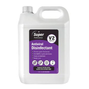 VEWhygiene antiviral disinfectant 5 litre
