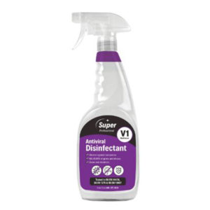 VEWhygiene antiviral disinfectant 750ml