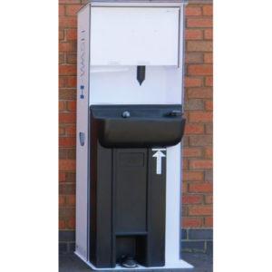 h-wash 45 sanitising station 2