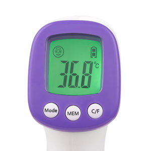 non contact digital infrared thermometer 4