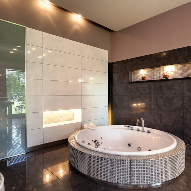 guide to planning bathroom lighting